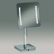 "15.7"" Free Standing 3x Magnifying LED Mirror with Sensor"