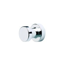 Circles Coat / Towel Hook in Chrome