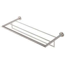 Nemox Bath Towel Shelf in Chrome