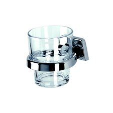 Standard Hotel Wall Mounted Tumbler Holder in Chrome