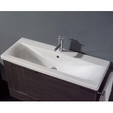 "Spazio Complete 39.5"" Bathroom Vanity Set"