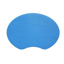 Gummi Mats in Blue and Purple