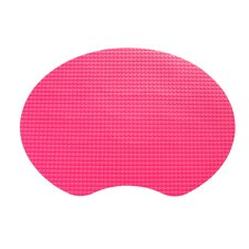 Gummi Mats in Pink and Green