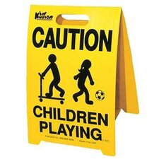 <strong>Kid Kusion</strong> Driveway Safety Sign (Set of 2)