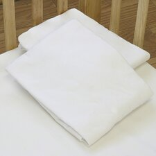 <strong>L.A. Baby</strong> Cotton Compact Crib Sheet