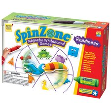 SpinZone Magnetic Whiteboard Games - Readiness