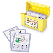 Set 6: Variant Vowels (Hot Dots Phonics Flash Cards)