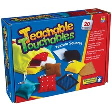 <strong>Educational Insights</strong> Teachable Touchables Texture Squares