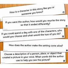 Book Blog Writing Activity Center