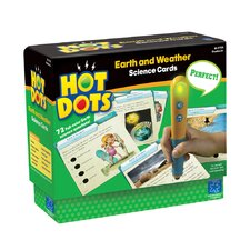 <strong>Educational Insights</strong> Hot Dots Science Set Earth and Weather