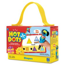 Hot Dots Jr. Shapes Card Set with Pen
