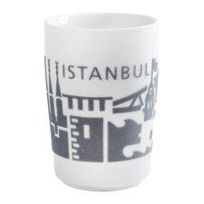 "0,35L Maxi-Becher Touch ""Five Senses"" mit Istanbul-Dekor"