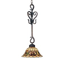 Buckingham 1 Light Mini Pendant