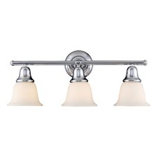 <strong>Landmark Lighting</strong> Berwick 3 Light Vanity Light