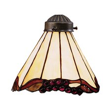 "7.5"" Mix-N-Match Glass Bell Pendant Shade"