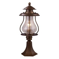 Wikshire 1 Light Post Lantern