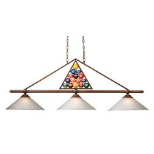 <strong>Landmark Lighting</strong> Designer Classics Kitchen Island Light