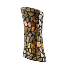 Trego 2 Light Wall Sconce
