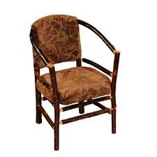 Hickory Hoop Arm Chair