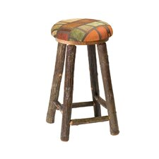 "<strong>Fireside Lodge</strong> Hickory 30""  Barstool"