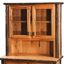 Hickory Dining Hutch