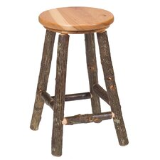 "Hickory 30"" Bar Stool"