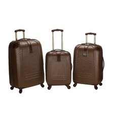 <strong>Rockland</strong> 3 Piece Luggage Set