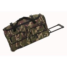 "<strong>Rockland</strong> 30"" 2-Wheeled Travel Duffel"