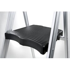 3-Step Ultra-Light Aluminum Step Stool