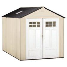 3' W x 7.5' D Storage Shed