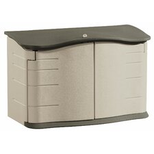 3.92ft. W x 1.75ft. D Storage Shed