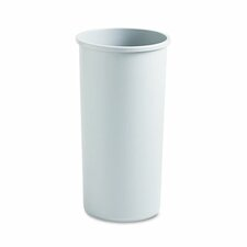 Untouchable 22-Gal. Round Waste Receptacle