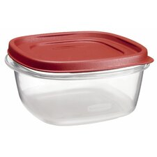 5 Cup Easy Find Square Container