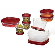 <strong>Rubbermaid</strong> 18 Piece Food Storage Container Set