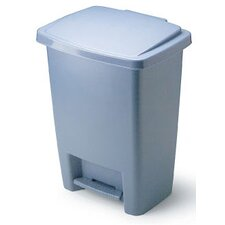 8.25-Gal. Step-On Wastebasket (Set of 6)