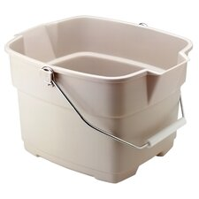 <strong>Rubbermaid</strong> 15 Quart Roughneck Bucket