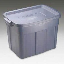<strong>Rubbermaid</strong> Roughneck Plastic Storage Tote