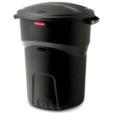 Roughneck Non Wheeled Trash Can