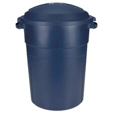 Roughneck Trash Can (Set of 8)