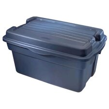 <strong>Rubbermaid</strong> Roughtote Hinged Storage Box