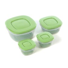 <strong>Rubbermaid</strong> 4 Piece Produce Saver Food Storage Set