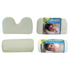 Memory Foam Neck Roll Pillow