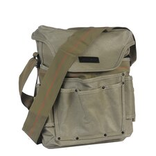 Bunker Messenger Bag in Green