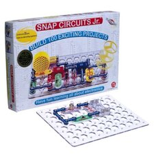 <strong>Elenco</strong> Snap Circuits Jr Board Game