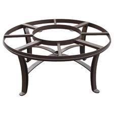Universal Style Chat Table with Fire Pit