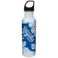MLB 26 Oz Stainless Steel Water Bottle