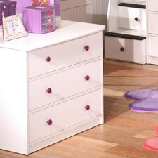 Sierra 3 Drawer Chest