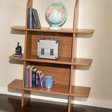 "<strong>Berg Furniture</strong> Utica Loft 48"" Bookcase"