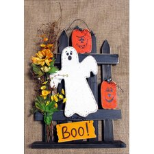 Boo! Wall Decor