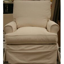Boston Swivel Glider Chair